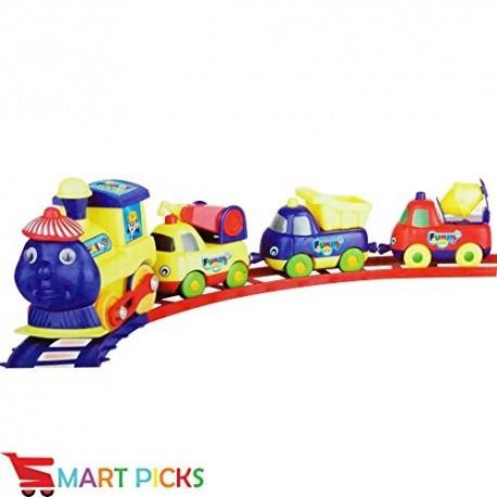 اسباب بازی قطار ریلی  