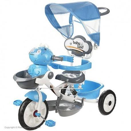 خرید سه چرخه بیبی لند رباتی Robot T-402 |