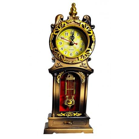 ساعت ایستاده زنگ دار مدل پارمیس |