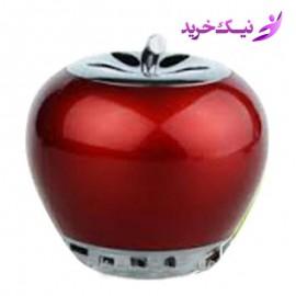 اسپیکر فلش خور طرح سیب