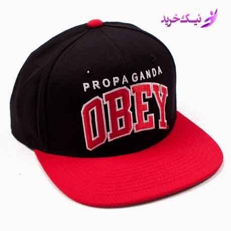کلاه مردانه نخی OBEY کد201003