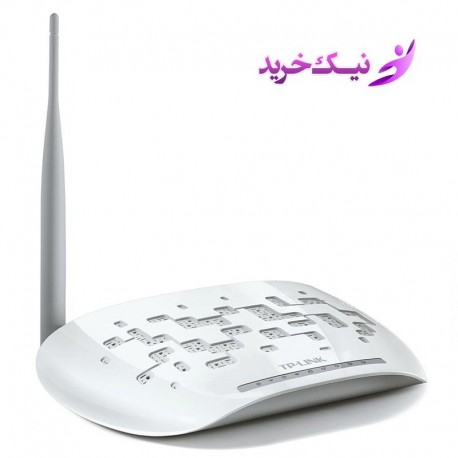 مودم بیسیم وایرلس TP-LINK TD-W8951ND Wireless N150 ADSL2