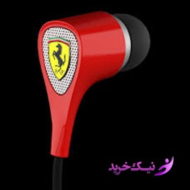 هدفون فراری earphone ferrari