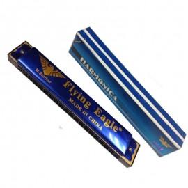 سازدهنی فلزی بسیار باکیفیت harmonica