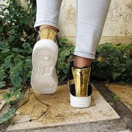 خرید کفش دخترانه ساق دار بسیار زیبای پوما مدل rihana