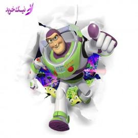 عروسک و ربات متحرک باز لایتر baz lithyear